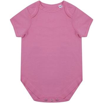 vaatteet Lapset Jumpsuits / Haalarit Larkwood LW655 Bright Pink
