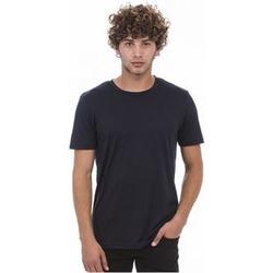vaatteet Miehet Lyhythihainen t-paita Awdis JT001 Heather Black