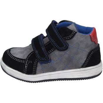 kengät Pojat Tennarit Didiblu sneakers camoscio pelle sintetica Nero