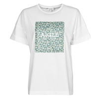 vaatteet Naiset Lyhythihainen t-paita Aigle RAOPTELIB Valkoinen