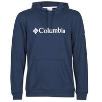vaatteet Miehet Svetari Columbia CSC BASIC LOGO HOODIE Sininen