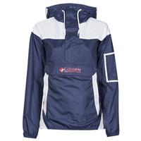 vaatteet Naiset Tuulitakit Columbia W CHALLENGER WINDBREAKER Sininen