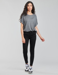 vaatteet Naiset Skinny-farkut G-Star Raw ARC 3D MID SKINNY Musta