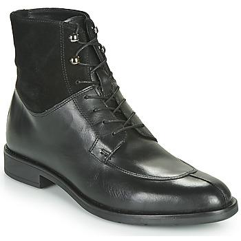 kengät Miehet Bootsit André PARAHIGH Musta