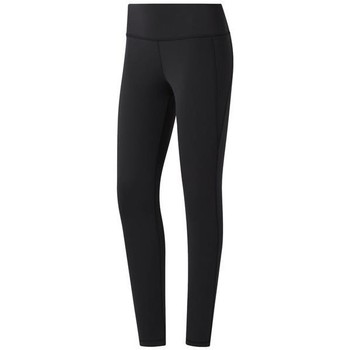 vaatteet Naiset Legginsit Reebok Sport Lux 20 Mustat