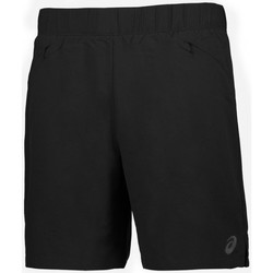 vaatteet Miehet Shortsit / Bermuda-shortsit Asics M 5IN Short Mustat