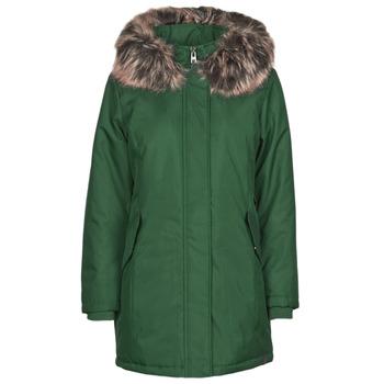 vaatteet Naiset Parkatakki Only ONLKATY PETITE Khaki