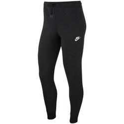 vaatteet Naiset Verryttelyhousut Nike Essential Mustat