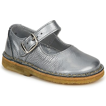 kengät Tytöt Balleriinat Pinocchio LIANIGHT Silver