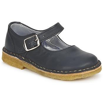 kengät Tytöt Balleriinat Pinocchio LIANIGHT Laivastonsininen