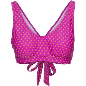 vaatteet Naiset Bikinit Trespass  Purple Orchid Spot