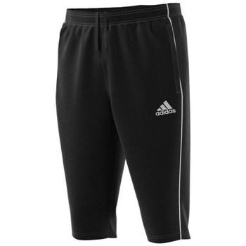 vaatteet Miehet Shortsit / Bermuda-shortsit adidas Originals CORE18 34 Pnt Mustat