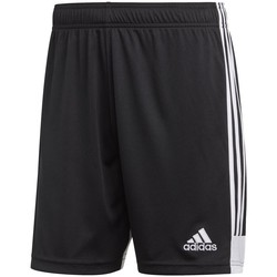 vaatteet Miehet Shortsit / Bermuda-shortsit adidas Originals Tastigo 19 Mustat