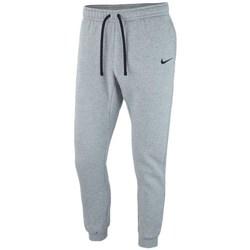 vaatteet Miehet Verryttelyhousut Nike Team Club 19 Fleece Harmaat