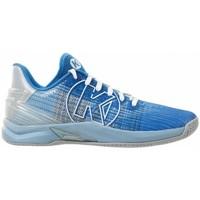 kengät Naiset Urheilukengät Kempa Chaussures femme  Attack One 2.0 bleu/gris clair chiné