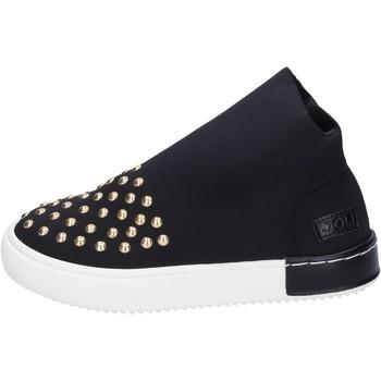 kengät Tytöt Tennarit Joli BK236 Musta