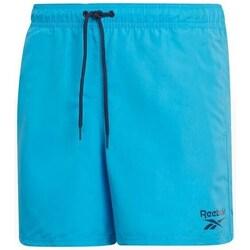 vaatteet Miehet Shortsit / Bermuda-shortsit Reebok Sport Swim Short Yale Vaaleansiniset