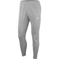 vaatteet Miehet Verryttelyhousut Nike Club Jogger FT Harmaat