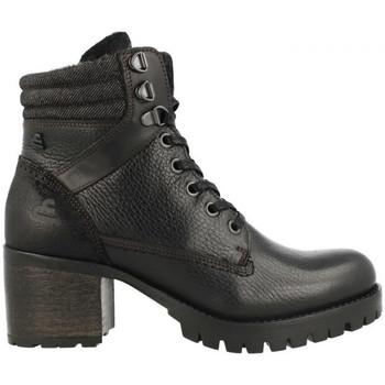 kengät Naiset Nilkkurit Bullboxer 772m80653a Musta