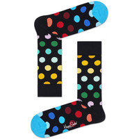 Asusteet / tarvikkeet Miehet Sukat Happy Socks Big dot sock Monivärinen