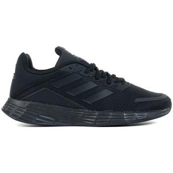 kengät Lapset Derby-kengät & Herrainkengät adidas Originals Duramo SL K Mustat