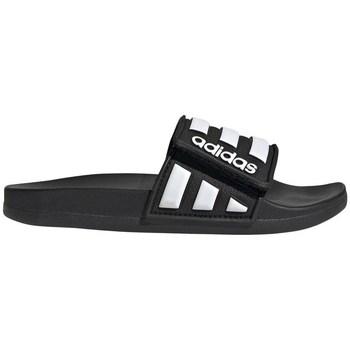 kengät Lapset Varvassandaalit adidas Originals Adilatte Mustat