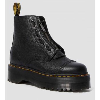 kengät Naiset Nilkkurit Dr Martens Sinclair Musta