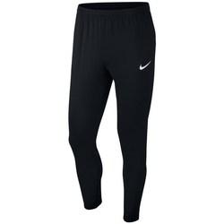 vaatteet Pojat Housut Nike Dry Academy 18 Junior Mustat