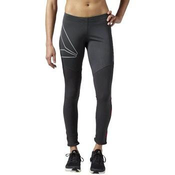 vaatteet Naiset Housut Reebok Sport One Series Running Grafiitin väriset