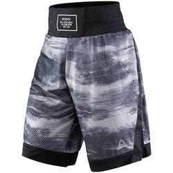 vaatteet Miehet Caprihousut Reebok Sport Combat Prime Boxing Grafiitin väriset