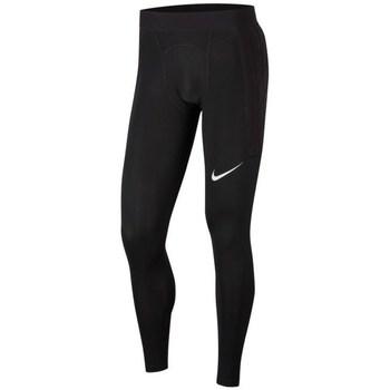 vaatteet Miehet Legginsit Nike Gardien I Padded Mustat