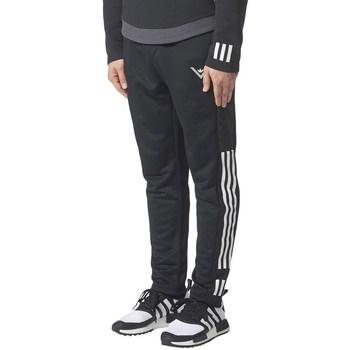 vaatteet Miehet Housut adidas Originals Originals White Mountaineering Track Mustat
