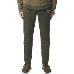 vaatteet Miehet Housut adidas Originals Originals White Mountaineering Track Vihreät