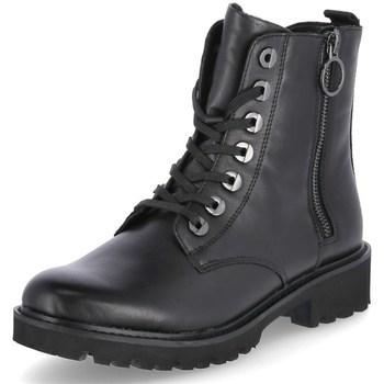 kengät Naiset Bootsit Remonte Dorndorf D867101 Mustat