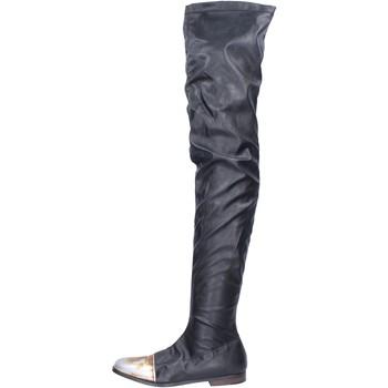 kengät Naiset Saappaat Moma Saappaat BK302 Musta
