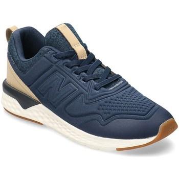 kengät Lapset Matalavartiset tennarit New Balance 515 Tummansininen