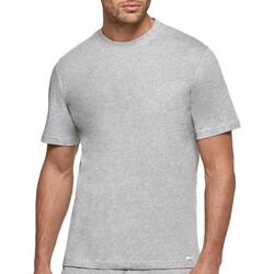 vaatteet Miehet Lyhythihainen t-paita Impetus 1361001 507 Harmaa