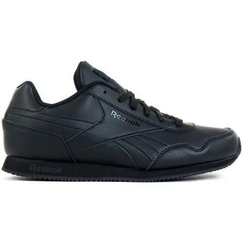 kengät Lapset Matalavartiset tennarit Reebok Sport Royal Cljog 30 Mustat