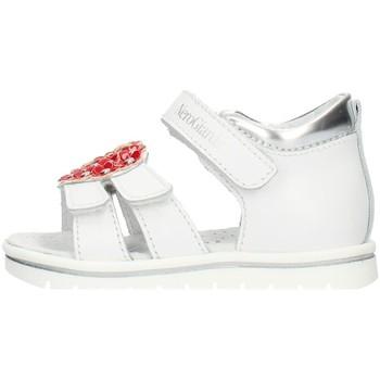kengät Tytöt Sandaalit ja avokkaat Nero Giardini E021471F White