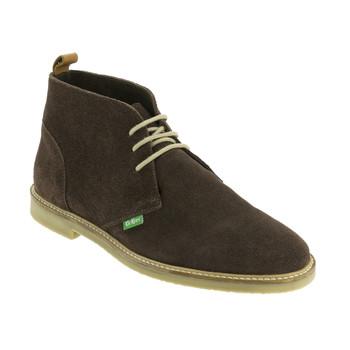 kengät Miehet Bootsit Kickers TYL Ruskea