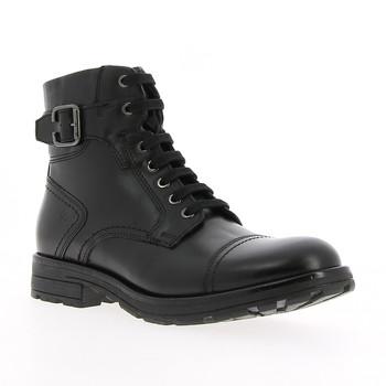 kengät Miehet Bootsit André ROCKY Musta