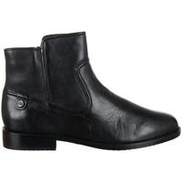 kengät Naiset Nilkkurit Lacoste Rosolinn Mustat