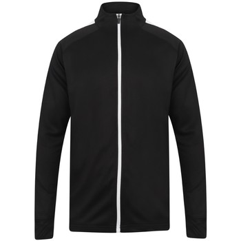 vaatteet Miehet Svetari Finden & Hales  Black/White