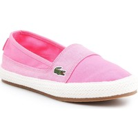 kengät Naiset Espadrillot Lacoste Marice 7-35CAW004213C pink