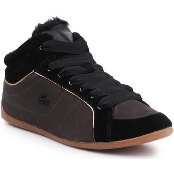 kengät Naiset Korkeavartiset tennarit Lacoste Missano MID 7-26SRW42072B6 black
