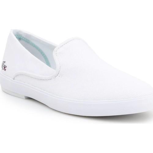 kengät Naiset Tennarit Lacoste Cherre 7-31CAW0106001 white