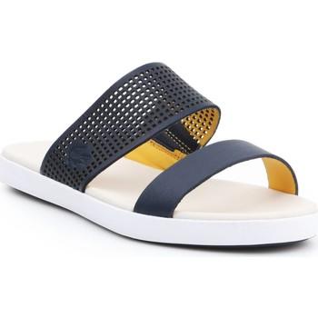 kengät Naiset Sandaalit Lacoste Natoy Slide 7-31CAW0133326 navy