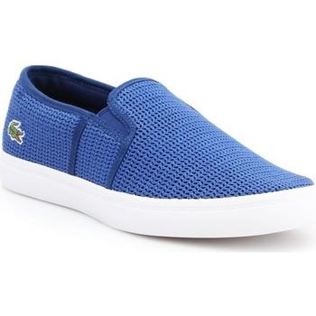 kengät Naiset Tennarit Lacoste Gazon 7-33CAW1074125 blue