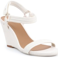 kengät Naiset Sandaalit ja avokkaat Lacoste Karoly 7-29SRW2314A75 beige