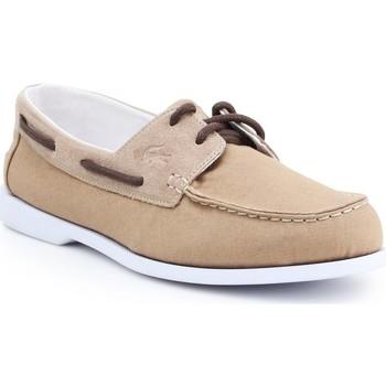 kengät Miehet Purjehduskengät Lacoste Navire Casual 7-31CAM0152C21 brown